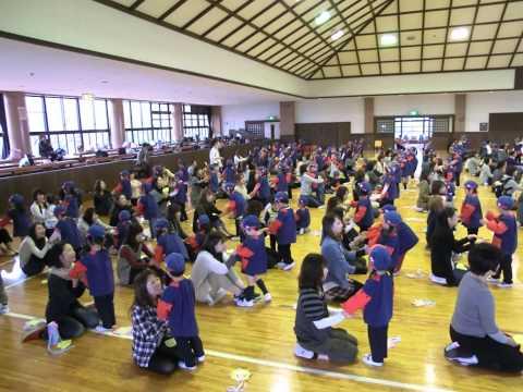 東別所幼稚園 オリジナルママsong