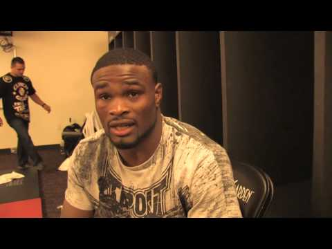 Tyron Woodley Post Fight