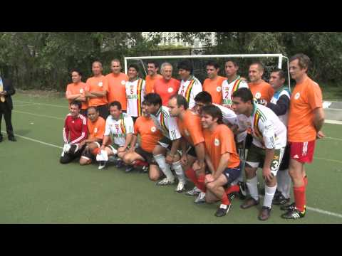 UNiTE to End Violence Against Women Football Match