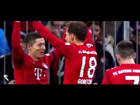 Robert Lewandowski  vs Luis Suárez |goles y jugadas | 2019
