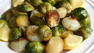 Learn how to make Roasted Brussels Sprouts! Visit http://foodwishes.com/ for more info and over 500 more original video recipes!