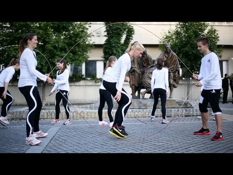 Jump Rope Team Hungary s Best Rope Skipping
