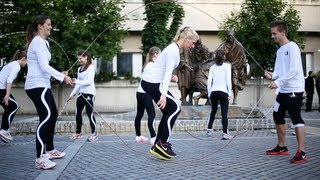 Hungary's Best Rope Skipping Team