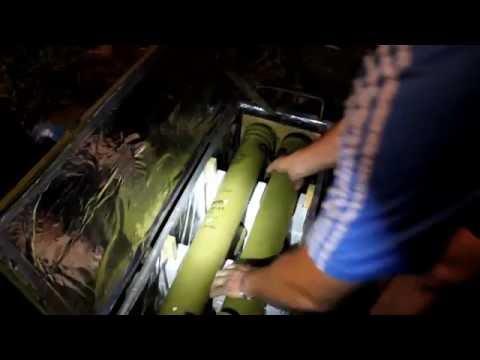В Ирмино выявлен крупный \схрон\ с боеприпасами к тяжелому вооружению и взрывчатыми веществами - DomaVideo.Ru