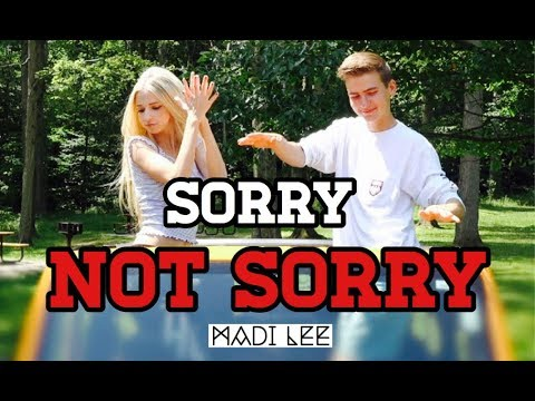 "Demi Lovato  ""Sorry Not Sorry"" Cover by Madi Lee"