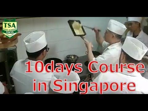 10days International Sushi Chef Course In Singapore
