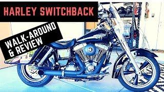 10. 2012 Harley Switchback Walk Around & Review