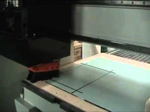 FUJI CAM XQ2165- CNC Panel İşleme Merkezi