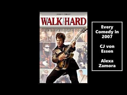 Every Comedy in 2007 - Walk Hard The Dewey Cox Story