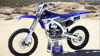 10. 2015 Yamaha YZ450F -The 15s