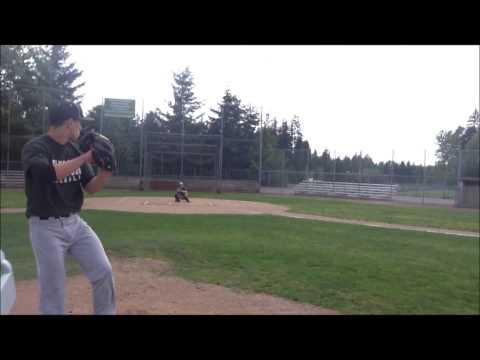 Alex Cheesman - 2015 Pitching Prospect, Mill Creek, Washington