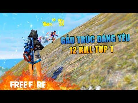 [Garena Free Fire] Gấu Trúc Leo Rank TOP 1 | Sỹ Kẹo - Thời lượng: 15:45.