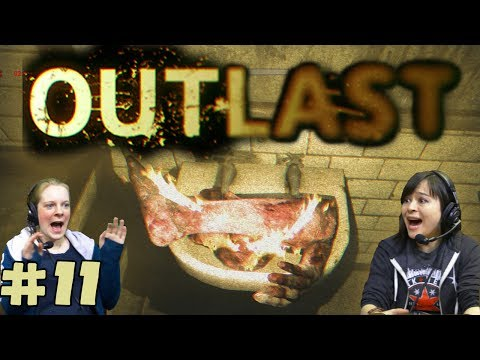 Fright - Kim and Hannah team up to take on Outlast - a horror game set in a mental asylum where you're armed only with a video camera. In today's episode, the girls escape Dr Trager, only to bump into...