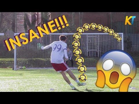 HATERS WILL SAY 'HELIUM'... 🙄 INSANE KNUCKLEBALL MOVEMENT! 😱