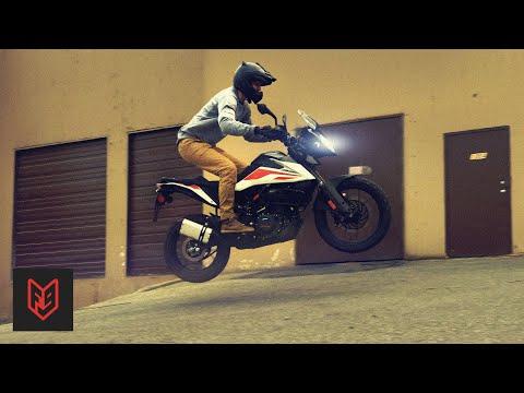 The Smallest Adventure – KTM 390 Adventure Review