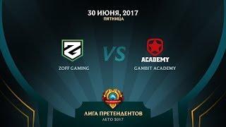 ZG vs GMB - Неделя 2 День 2 Игра 4 / LCL