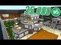 SPENDING 35,000 ROBUX on MY MILLION DOLLAR MANSION!! (Roblox Bloxburg Mansion #2)