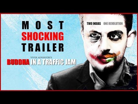 Buddha In A Traffic Jam Official Trailer Vivek Agnihotri Anupam Kher Pallavi Joshi