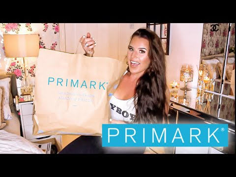 PRIMARK TRY ON HAUL | SIZE 12 | AUGUST 2020 | THE WORLDS BIGGEST PRIMARK HAUL