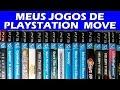 Meus Jogos De Playstation Move Ps3 2017 24 Jogos pt br