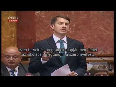 Parlamenti vita az új szerb kormány megalakulásáról -cover