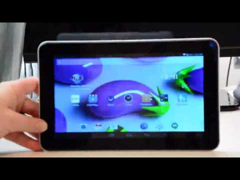 Tagital® T9X 9 Quad Core Android 4 4 KitKat Tablet PC Review