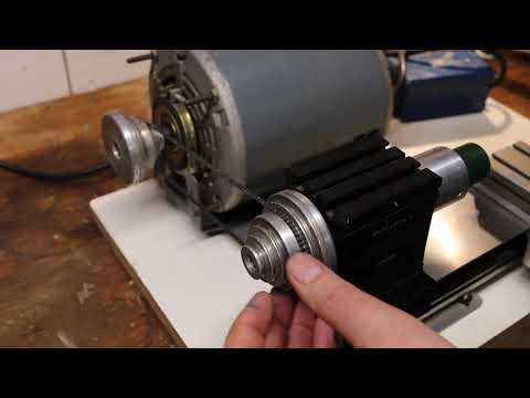 Jeff Georgantes makes Perfect Wedding Bands with the Tiag Lathe 3