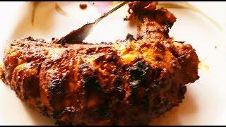 BBQ Chicken || ranna banna bangladesh chiken || মাটির উননে তৈরি বারবিকিউ চিকেন রেসিপি