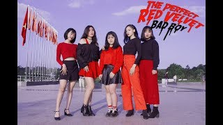 [KPOP IN  PUBLIC] Bad Boy - Red Velvet 레드벨벳| Dance Cover | OMG Dance Studio