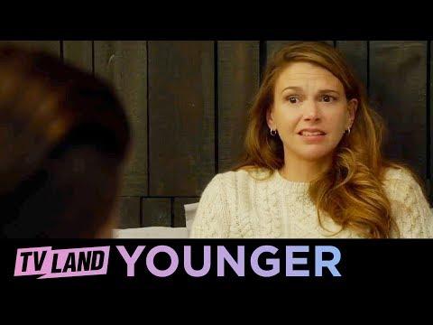 'Liza Comes Down' Official Clip | Younger (Season 2) | TV Land