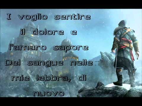 Iron-Woodkid,traduzione in Italiano con Assassin's Creed Revelations