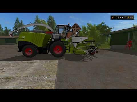 Farming simulator 17 Timelapse $1Billion farming only challenge ep#28