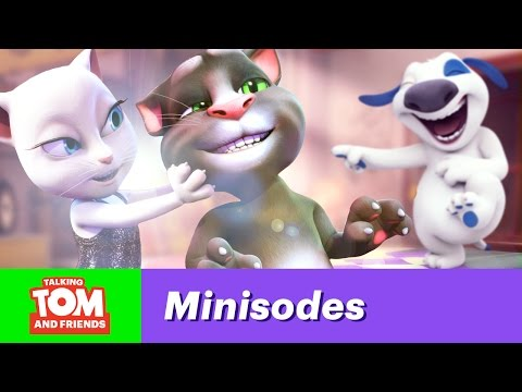 Talking Tom and Friends ALL Minisodes Compilation