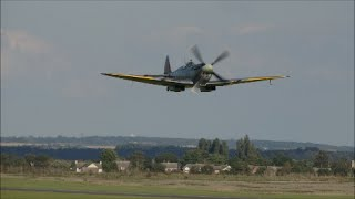 Duxford United Kingdom  city photo : Battle of Britain Anniversary Duxford Airshow, IWM Duxford 2015