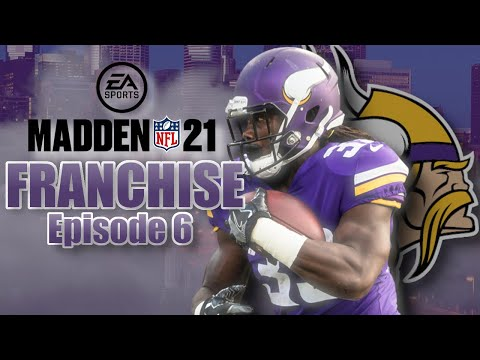 Week 5 @ Seahawks | Madden 21 Vikings Franchise | Episode 6