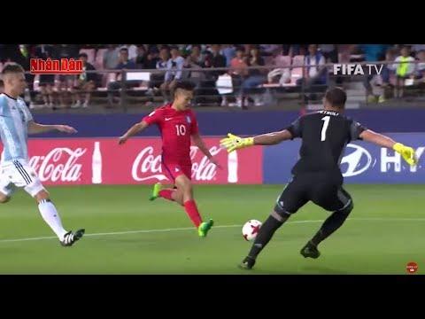 Tin Thể Thao 24h Hôm Nay (7h- 24/5): Sau Khi Thua U20 Anh, U20 Argentina Lại Bị U20 Hàn Quốc Hạ Nhục - Thời lượng: 5:20.
