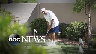 Video OJ Simpson photographed golfing after prison release MP3, 3GP, MP4, WEBM, AVI, FLV Maret 2018