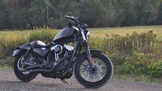 3. Harley Davidson XL 1200 N - Nighster 10k Review