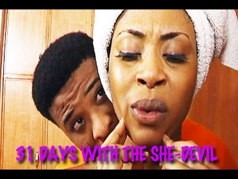 31 Days With The She Devil - Latest 2016 Nigerian Nollywood Movie