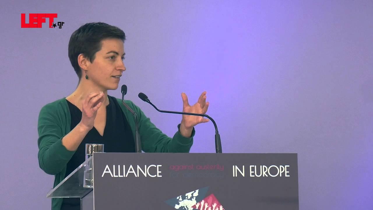 Διεθνές συνέδριο για τη δημοκρατία στην Ευρώπη -Σκα Κέλερ
