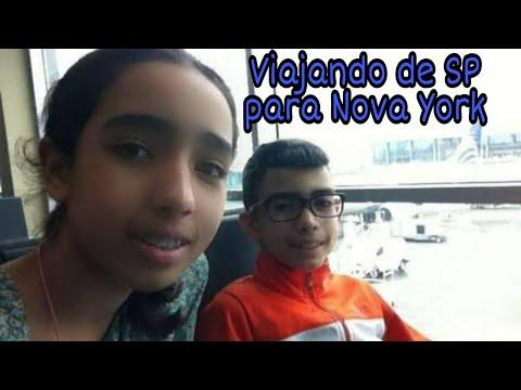 VLOG: Viajando para Nova York + Escala de Panamá - Rebecca Araya