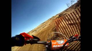 9. 2013 KTM 450xcf first ride