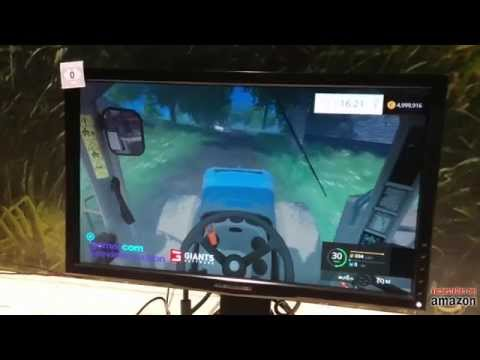 [LS15] Landwirtschafts-Simulator 15 auf der Gamescom 2014 | Gameplay - Farming Simulator 2015 / 15