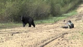 Video Close encounter northern alberta bear hunt MP3, 3GP, MP4, WEBM, AVI, FLV Juni 2017