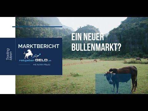 Ist das nun ein neuer Bullenmarkt?
