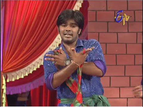 Extra Jabardasth        Sudigaali Sudheer Performance on 24th October 2014