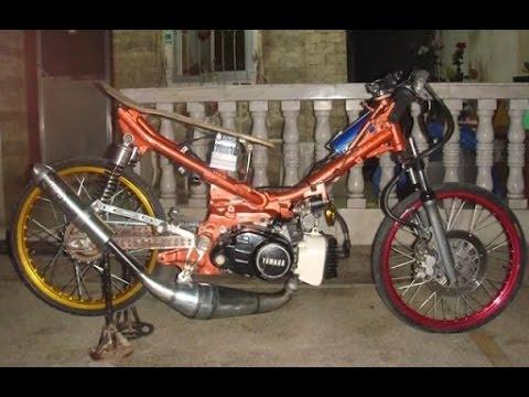 Modifikasi Motor Drag Fiz R