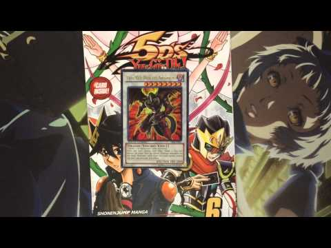 My Yugioh 5Ds Volume 6 Manga Review Hot Red Dragon Archfiend