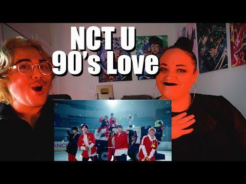 NCT U 엔시티 유 '90's Love' MV Reaction