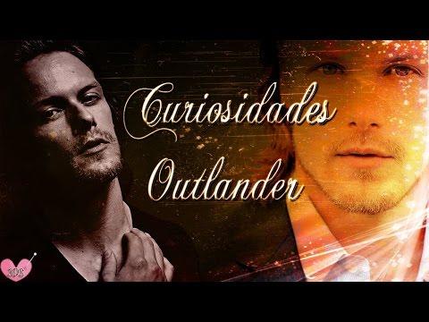3DS Curiosidades - Top 08 Curiosidades Outlander - Parte 01